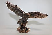 Сувенирная статуэтка орла с медным покрытием 00310