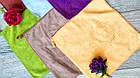 Рушники серветки відмінної якості махра велюр р.24см х 24см. Від 10 шт. по 7.5 грн, фото 6