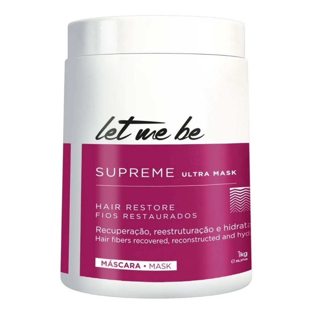 Ботекс для волосс Let me be Supreme Ultra Mask 1000 мл