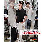 Ростовая фигура J-Hope   группа BTS Bangtan Boys. Ростовая фигура с любым изображением под заказ, фото 3