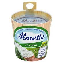 Творожный сливочный сыр Almette z Bazylia Hochland (сыр Альметте с базиликом), 150 г.