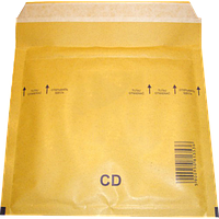 Конверт бандерольный (180х160) Airpoc CD
