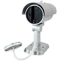 Муляж камеры видеонаблюдения PT-1900  DUMMY камера-обманка, фото 2