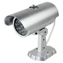 Муляж камеры видеонаблюдения PT-1900  DUMMY камера-обманка, фото 3
