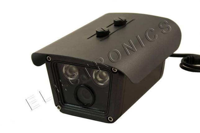Камера видеонаблюдения CCD Camera ST-K60-02 2.8мм  *1050, фото 2