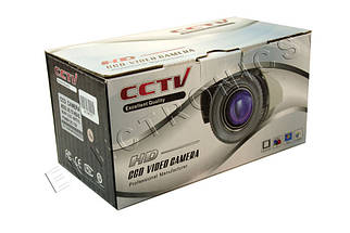 Камера видеонаблюдения CCD Camera ST-K60-02 2.8мм  *1050, фото 3