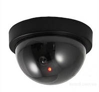 Муляж купольной камеры видеонаблюдения  Dummy Ball 6688 (камера-обманка)