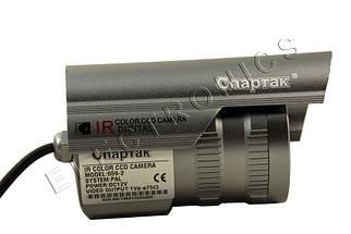 Камера видеонаблюдения Спартак 659, 3.6мм  *1052, фото 2