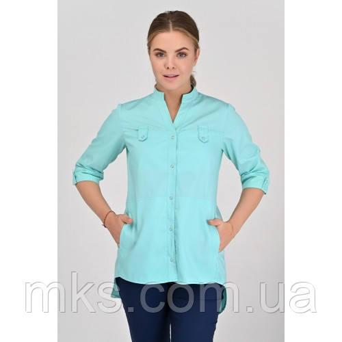 Медична куртка Невада - М'ятний