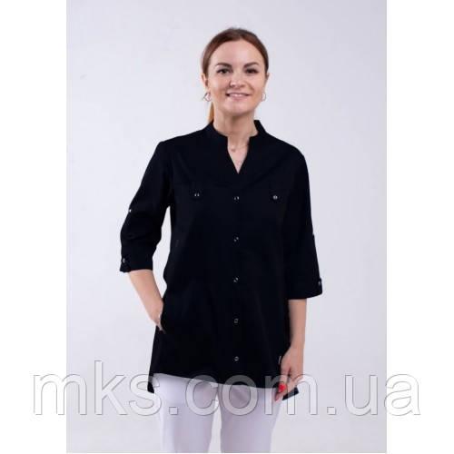 Медицинская куртка Невада - Черный
