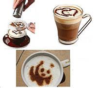 Трафарет для кофе на День Святого Валентина,8 штук