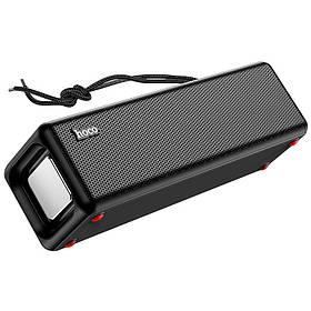 Беспроводная Bluetooth колонка с функцией TWS Hoco HC3 Black