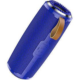 Беспроводная Bluetooth колонка Hoco BS38 Cool Freedom Wireless Speaker Blue