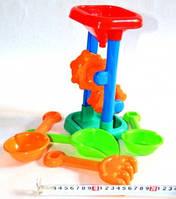 Детская мельница с набором сетка