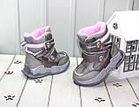 Зимние термоботинки для девочек от фирмы Тоm.m, фото 3