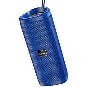 Портативная Bluetooth колонка Hoco HC4 Blue