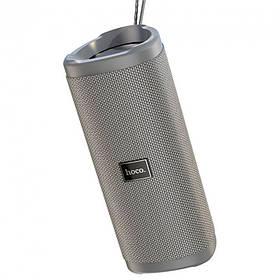 Портативная Bluetooth колонка Hoco HC4  Grey