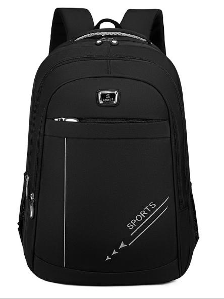 Рюкзак міський чорний Sports