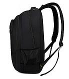 Рюкзак міський чорний Sports, фото 3