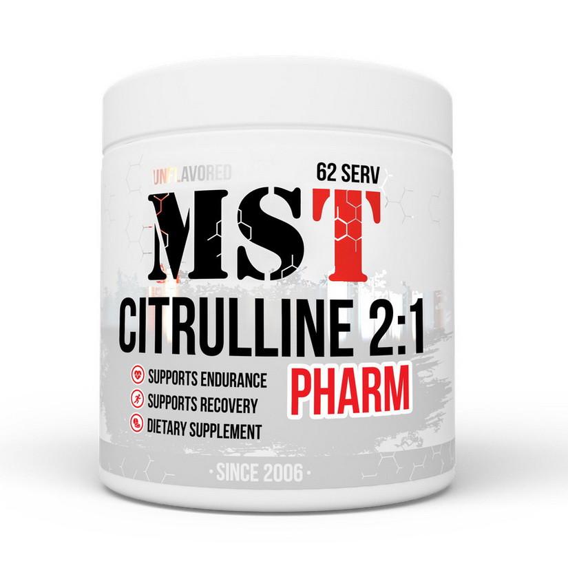 Аминокислоты MST Citrulline 2:1 Pharm 250 g
