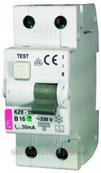 Про електричні апарати захисту.Пристрій захисного відключення (УЗО)