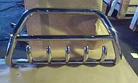 Кенгурятник (d:51мм) Peugeot Bipper 2008+