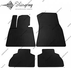Модельні гумові килимки в салон для BMW X7 (G07) (2018-..) комплект з 4 штук (Stingray)