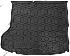 Модельний килимок в багажник для Hyundai IONIQ hybrid 2017- mid (Avto-Gumm)