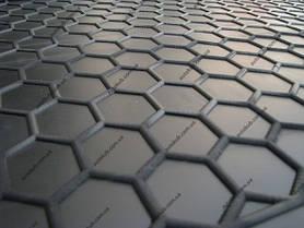 Модельний килимок в багажник для Hyundai IONIQ hybrid 2017- TOP (Avto-Gumm)