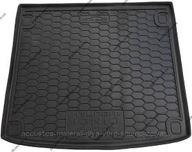 Модельний килимок в багажник для Hyundai IONIQ 2016-