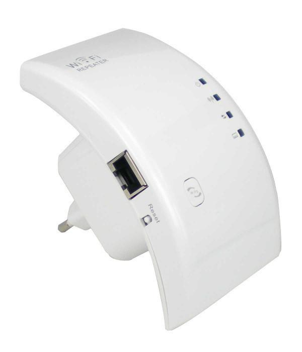 Wi-Fi Repeater (репитер)  LV-WR 01