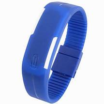 Детские Led часы- браслет водонепроницаемые, фото 2