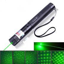Мощная лазерная указка HY Laser Pointer 500 mW  с ключами 303, фото 2