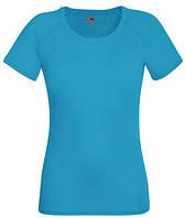 Женская спортивная футболка 392-ZU
