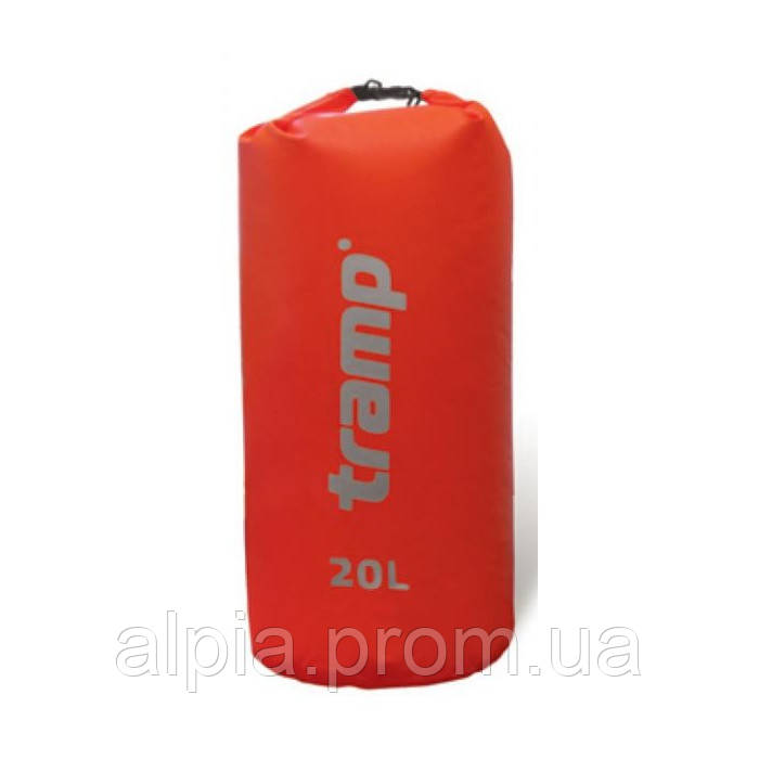 Гермомешок Tramp Nylon PVC 20 TRA-102 красный