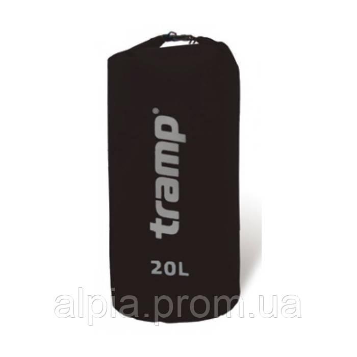 Гермомешок Tramp Nylon PVC 20 TRA-102 черный