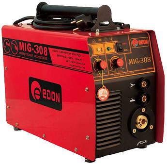 Напівавтомат 2 в 1 Edon MIG-308