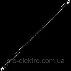 Дріт мідний для з'єднання АКБ 22 кв. мм - 50 см (з клемами)