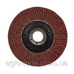Круг пелюстковий торцевій Ø125мм зерно 40 SIGMA (9172041)