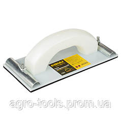 Блок шліфувальний (пластикова ручка) 105×230мм SIGMA (9110031)