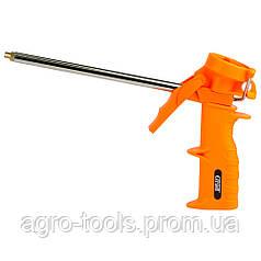 Пістолет для поліуретанової піни пластиковий корпус GRAD (2722225)
