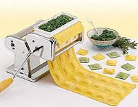 Лапшерезка с насадкой для равиоли Ravioli Maker (паста машина)