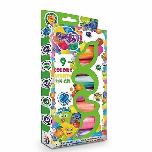 Набір тіста для ліплення TM Lovin'Do Асорті 9 кольорів Арома