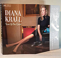Аудіокасета Diana Krall - Turn Up the Quiet Japan