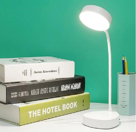Настільна світлодіодна лампа з USB 5 Вт 3000-6000K