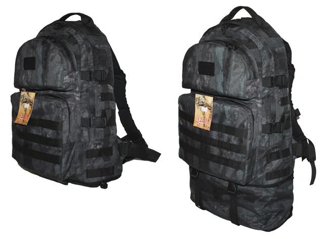 Тактичний рюкзак 60 літрів