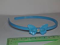 Обруч  детский с бантиком 0,8 см