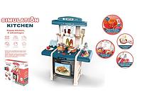 Детская кухня для девочек с водой Simulation Kitchen 42 предмета