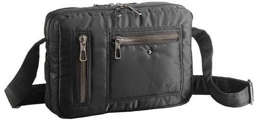 Мужская сумка через плечо с отделением для планшета Sumdex NOD-696BK черный