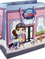 PS15-266K Пакет бумажный подарочный Pets Shop